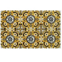 Kaleen Global Inspirations Medallion Wool Rug