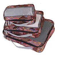 American Flyer Paisley Perfect Packing System Set