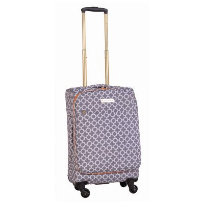 Jenni Chan Aria Broadway 20-Inch Spinner Carry-On Luggage