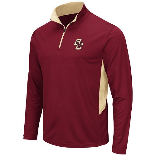 9033a5b1c Men s Campus Heritage Boston College Eagles Hardy 1 4-Zip Pullover