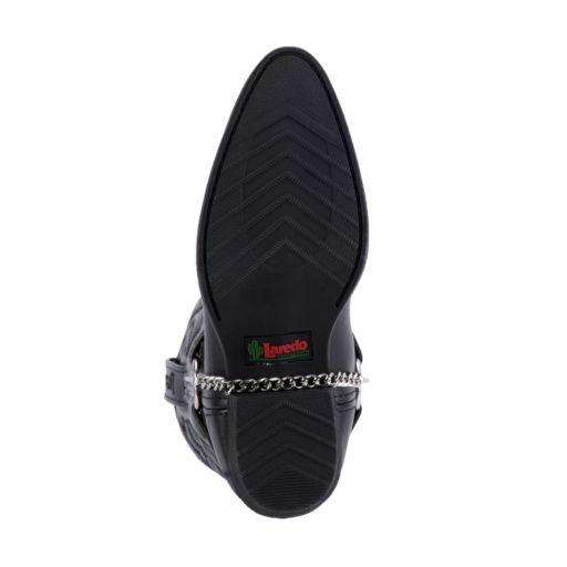 Laredo Little Concho Kids' Harness Western Boots