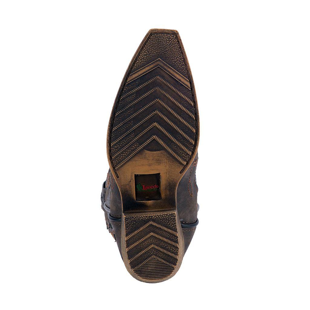 Laredo Sabre Kids' Harness Western Boots
