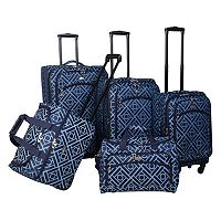 American Flyer Astor 5-Piece Luggage Set