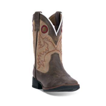 Laredo Collared Kids' Western Boots