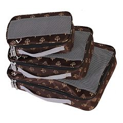 American Flyer Fleur De Lis Perfect Packing System Set