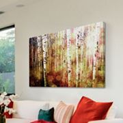 Parvez Taj Aspen Canvas Wall Art