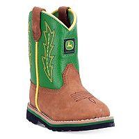 John Deere Boy's Classic Wellington Boots