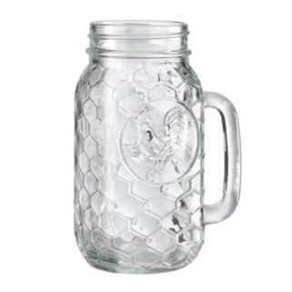 Global Amici Gallonero 4-pc. Mason Jar Mug Set