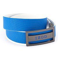 Men's IZOD Reversible Leather Golf Belt