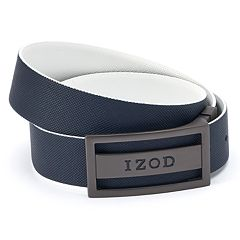 Men's IZOD Reversible Leather Golf Belt