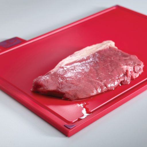 Joseph Joseph Index 9-pc. Stainless Steel Chopping Board & Knife Set