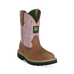 John Deere Johnny Popper Girls' Boots