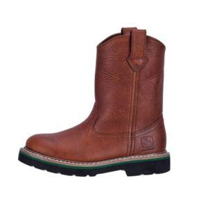 John Deere Kids' Wellington Western Boots