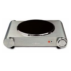 Salton Infrared Induction Cooktop