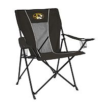 Adult Logo Brand Missouri Tigers Game Time Portable Folding Chair