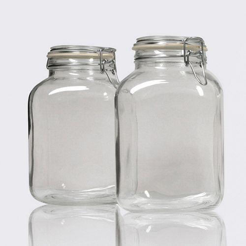 Global Amici 2-pc. Hermetic Jar Set