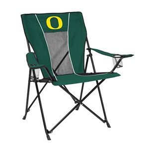 Adult Logo Brand Oregon Ducks Game Time Portable Folding Chair