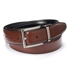 Big & Tall Apt. 9® Reversible Burnished Dress Belt