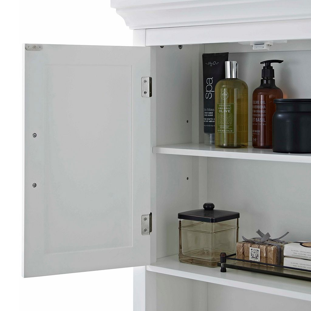 Simpli Home Avington Space Saver Cabinet