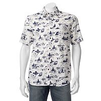 Men's Field & Stream Fishing Button-Down Shirt