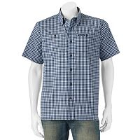 Men's Field & Stream Coldwater Checked Button-Down Guide Shirt