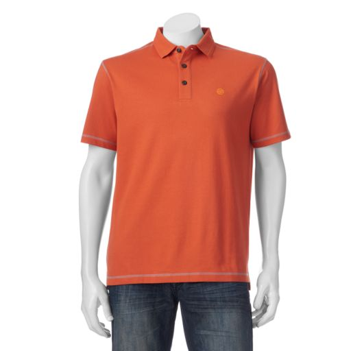 Men's Field & Stream Solid Polo