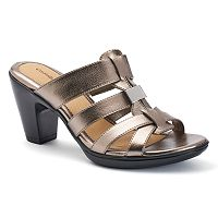 Croft & Barrow® Women's Slide High Heels