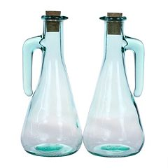 Global Amici Etrusca 2-pc. Olive and Oil Cruet Bottle Set
