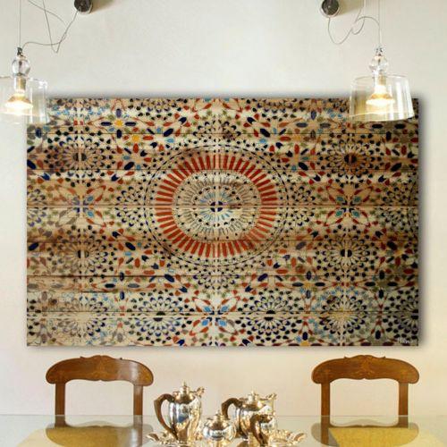 """Parvez Taj """"Kortoba"""" Wood Wall Art"""