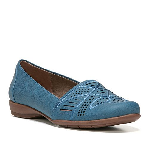 NaturalSoul by naturalizer Greenwich Women's Cutout Loafers