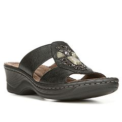 NaturalSoul by naturalizer Saymore Women's Wedge Sandals