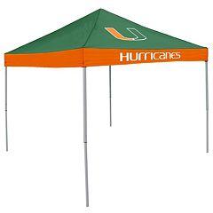 Logo Brand Miami Hurricanes Tent