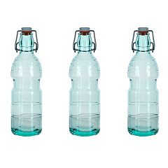 Global Amici Rhumba 3-pc. Hermetic Bottle Set