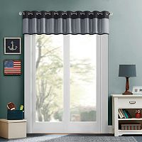 Mi Zone Lucas Energy Saving Valance - 50'' x 18''