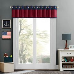 Mi Zone Lucas Energy Saving Window Valance - 50'' x 18''