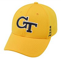 Adult Top of the World Georgia Tech Yellow Jackets Booster One-Fit Cap