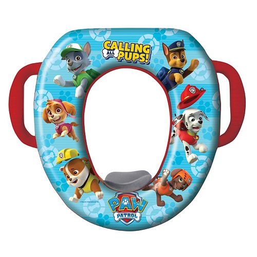 Paw Patrol Quot Calling All Pups Quot Soft Potty