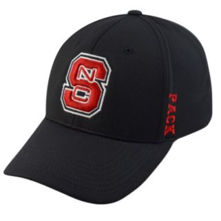 Adult Top of the World North Carolina State Wolfpack Booster One-Fit Cap