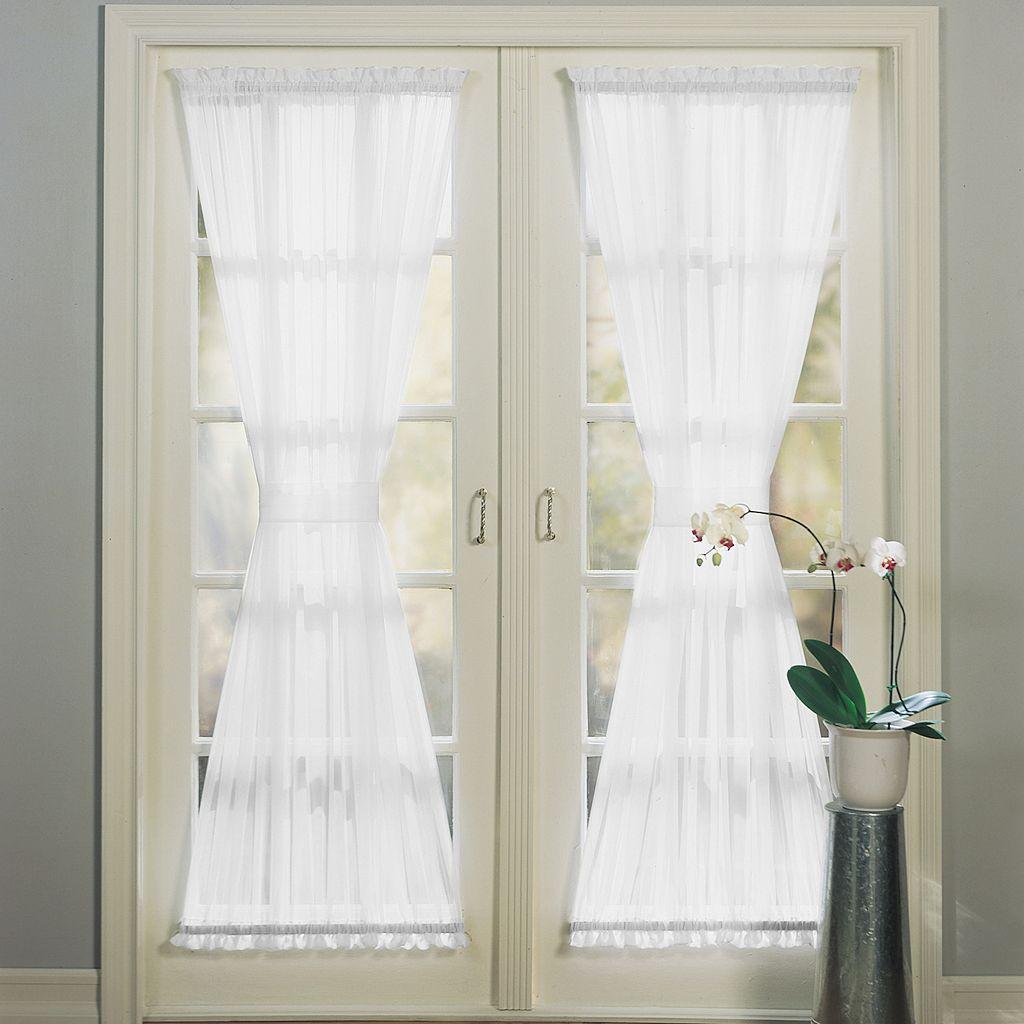 No918 Voile Door Curtain