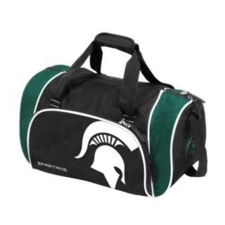 Logo Brand Michigan State Spartans Locker Duffel Bag