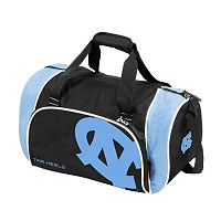 Logo Brand North Carolina Tar Heels Locker Duffel Bag