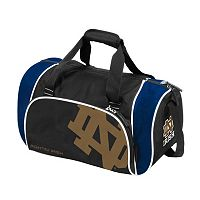 Logo Brand Notre Dame Fighting Irish Locker Duffel Bag