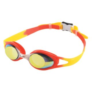 Youth Dolfin Hot Shots Mirrored Swim Goggles