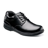 Nunn Bush Stu Men's Slip Resistant Oxfords