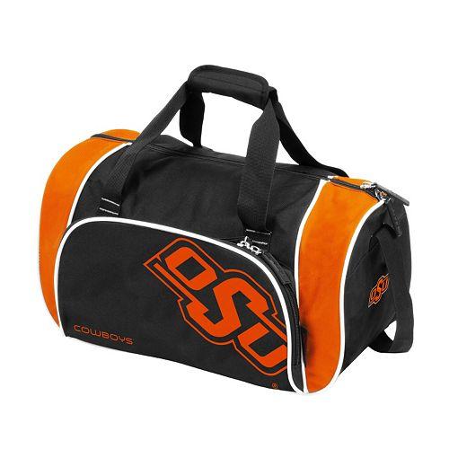 Logo Brand Oklahoma State Cowboys Locker Duffel Bag