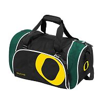 Logo Brand Oregon Ducks Locker Duffel Bag