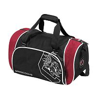 Logo Brand South Carolina Gamecocks Locker Duffel Bag
