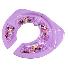 Disney's Minnie Mouse Bowtique Folding Travel Potty