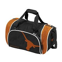 Logo Brand Texas Longhorns Locker Duffel Bag