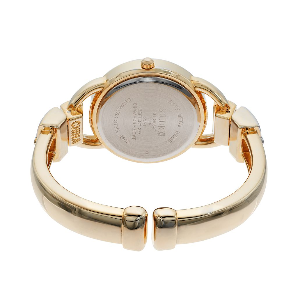 Studio Time Women's Bangle Watch